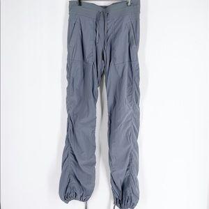 Lululemon Gray Dance Studio Pants Size 4